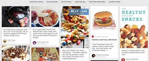 Road Trip Food on Pinterest
