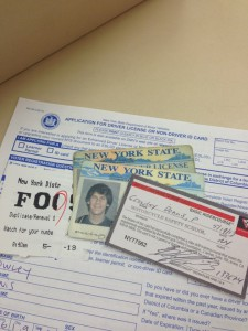New York Driver License
