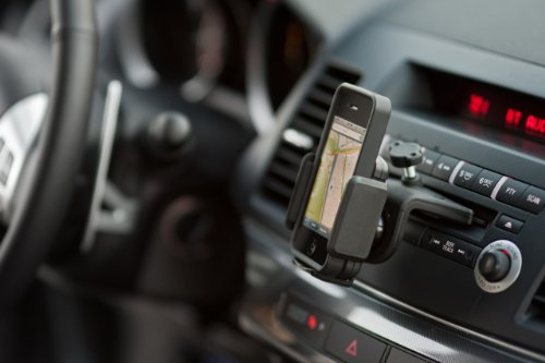 New aaa study shows the dangers of voice activated devices - Porta iphone auto ...