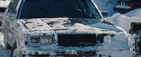 Car snow safety