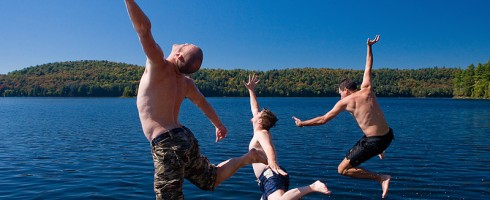 Safety tips for water activities