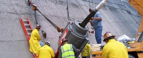 construction struck by hazard