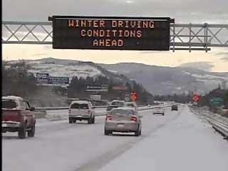 texas winter driving dangers