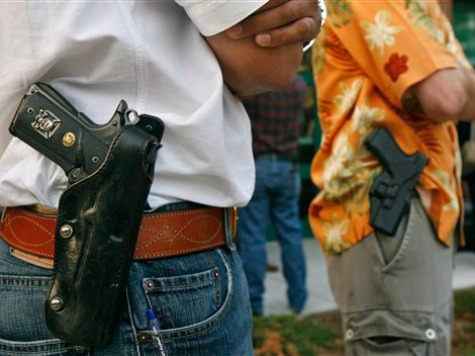 open carry gun laws